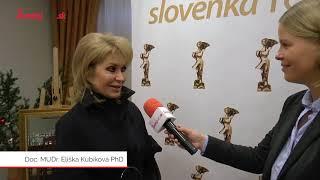 Slovenka roka 2018: zasadnutie poroty