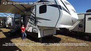KZ-RV-Sidewinder 5th Wheel-3214DK