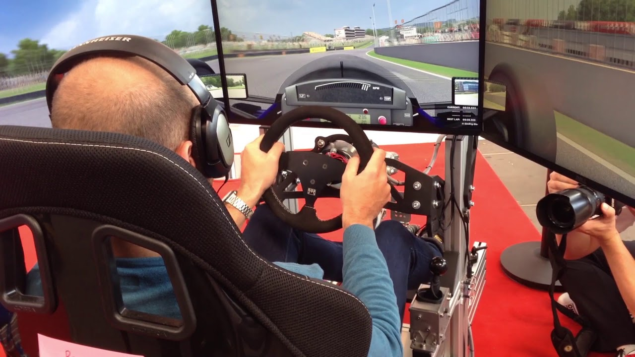 Manual H-Shifter with clutch cars are much more fun to drive