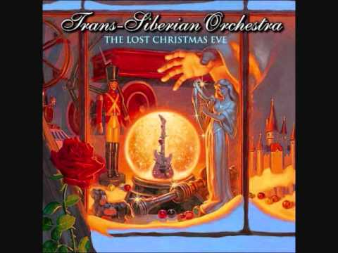 Trans Siberian Orchestra - What Child Is This?