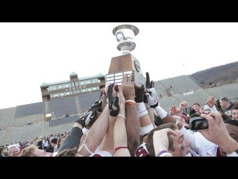 Postgame: Lafayette Football vs Lehigh