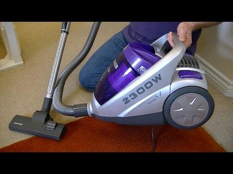 Hoover Sonix 2300 Watt Bagless Vacuum Cleaner Unboxing & First Look