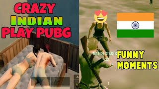 When Crazy Indian Play PUBG With Girl😂😂😂|Whattsapp Status For PuBG | Part - 1