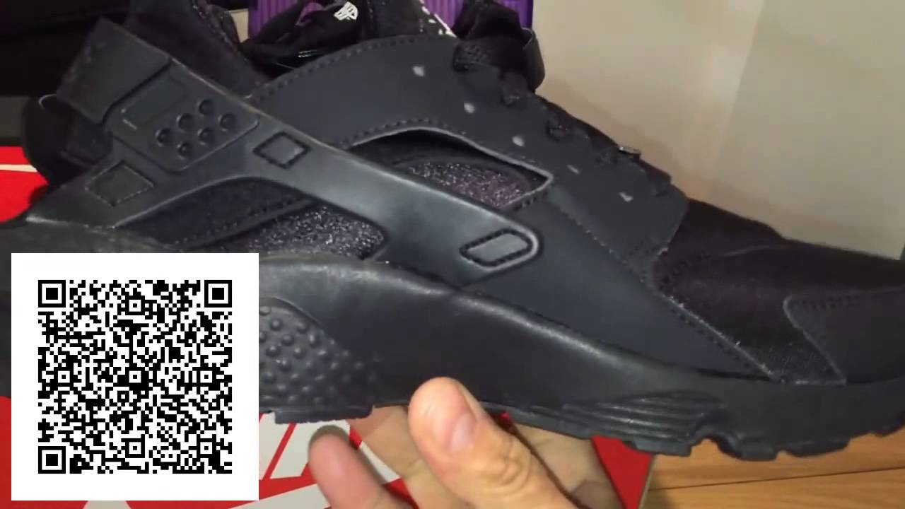 80e6ce2c0272 Black Nike Air Huarache Trainers Review From Aliexpress-Nike Air ...