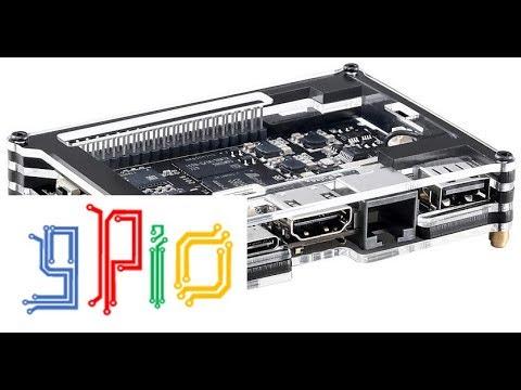 Khadas Vim AMlogic S905x Linux Kernel 4 9 and Sysfs GPIO