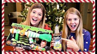 Our Christmas and Holiday Slime Wish List 2018 | Taylor and Vanessa