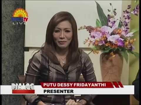 Dialog Reiki & Ling-Chi di Bali TV (28/04/11) Part 1 - Ricky Suharlim