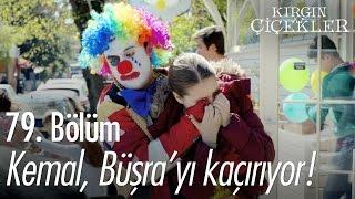 Kemal, Büşra'yı kaçırıyor! - Kırgın Çiçekler 79. Bölüm - atv