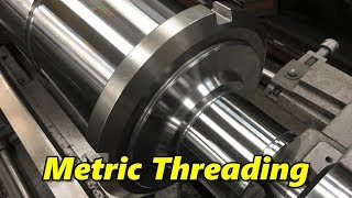 Swedish Gearbox Shaft Part 3: Metric Threading