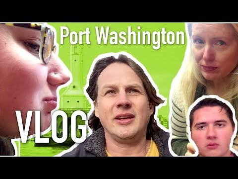 Port Washington WI - 2017 visit (VLOG)