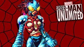 Spider-Man Unlimited - Armor up EXOSKELETON (Spider-Girl)