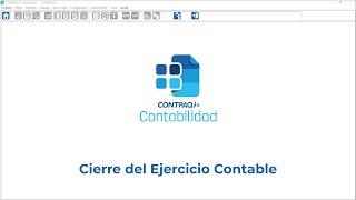 Consejos para el Cierre del Ejercicio Contable en CONTPAQi® Contabilidad.
