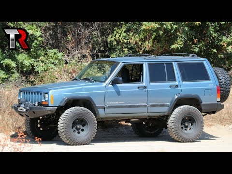Jeep Cherokee Rollover Damage Assessment