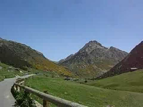 Incles valley in Andorra (Catalan Countries)