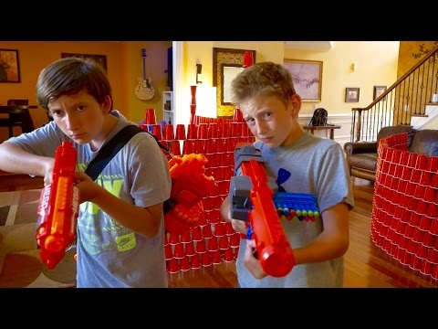Thumbnail: Nerf War: House of Cups 2