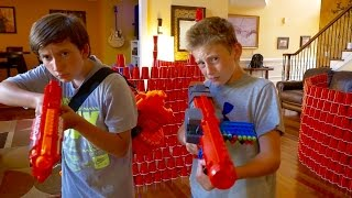 Nerf War: House of Cups 2