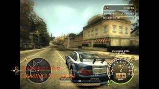 Need for Speed Most Wanted Final pursuit