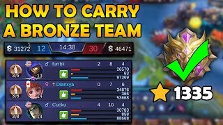 IndoTag SubHow to Win With Bad Teammates Mobile Legends Bang Bang