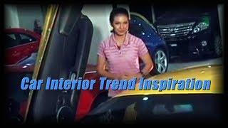 Car Interior Trend 2013