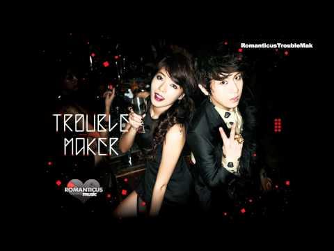 01. Trouble Maker - Trouble Maker  MINI ALBUM 'Trouble Maker'