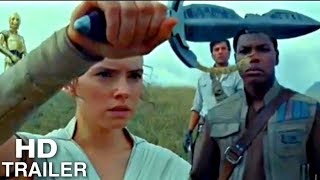 "STAR WARS: The Rise of Skywalker TV Spot ""SITH DAGGER"" (NEW FOOTAGE)"