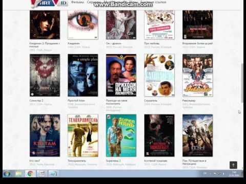 Сайты для скачивания сериалов
