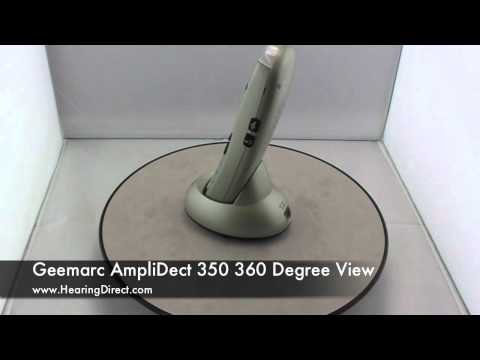 Geemarc AmpliDect 350 360 Degree View