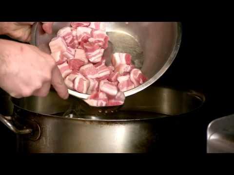 Pork Cracklings at Home (Video)