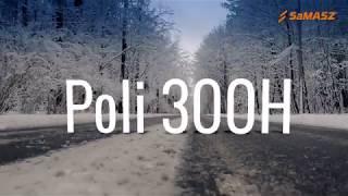 Pług odśnieżny Poli 300H SaMASZ