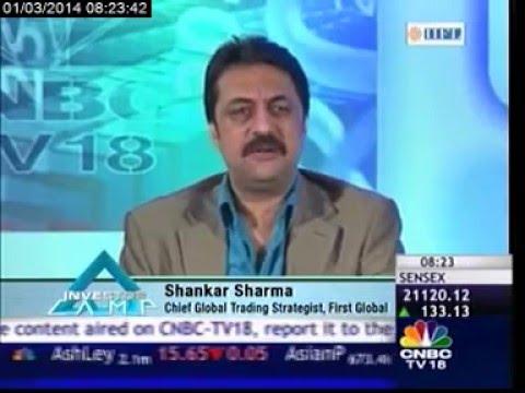 Shankar Sharma on Investor Camp Delhi, on CNBC dated March 1, 2014