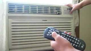 How To: Program A Remote To work with an Airconditioner