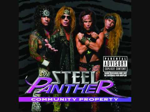 Steel Panther - Community Property