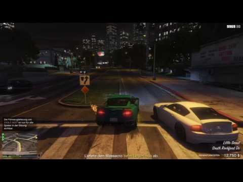 Grand Theft Auto V Online Car Transport Boom!