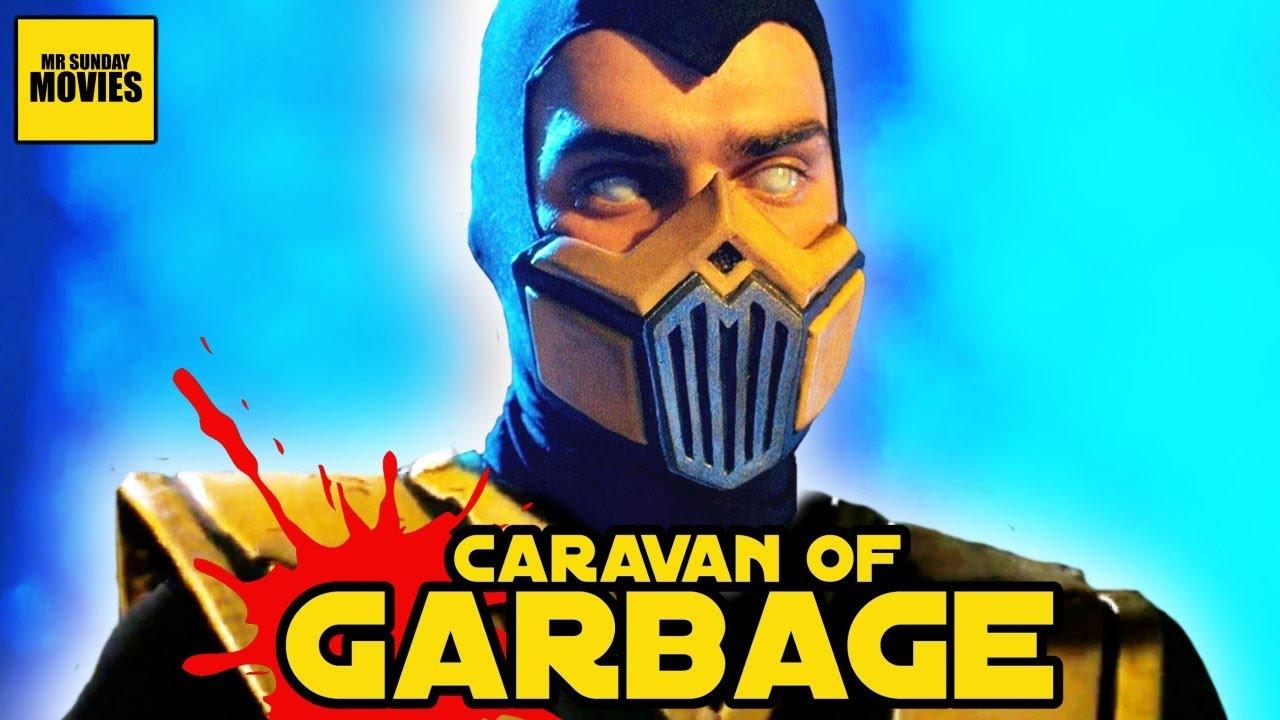Mortal Kombat: Annihilation - Karavan Of Garbage