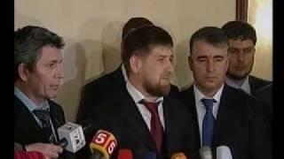Рамзан Кадыров обвиняет правозащитника в клевете