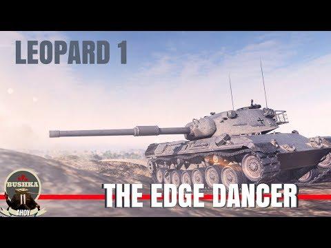 Tier X Medium Series Leopard 1 World of Tanks Blitz
