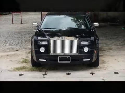 chrysler 300 2005 to 2010 ( front and rear bodykit ) - youtube