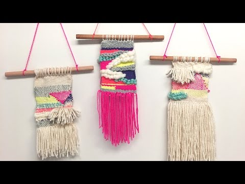 whatdaymade-diy:-tissage-woven-wall-hagging