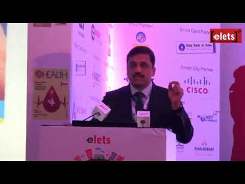 elets Smart City Bhopal 2015 - Sameer Dange, Territory Manager (Bhopal), Bharat Pet...