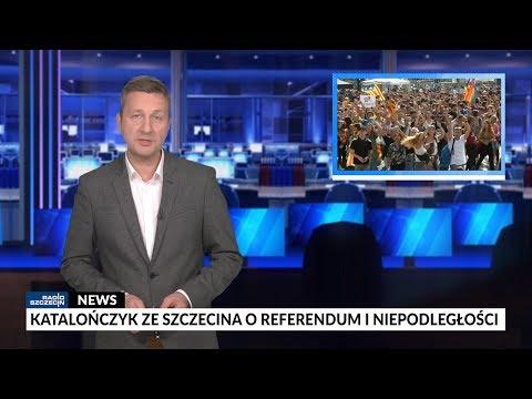 Radio Szczecin News - 12.10.2017