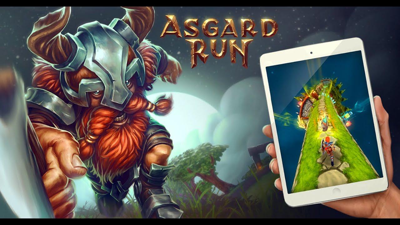 لعبه Asgard Run v1.0.147 مهكره جاهزه