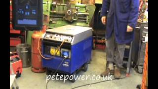 comparing the noise levels of various honda generators