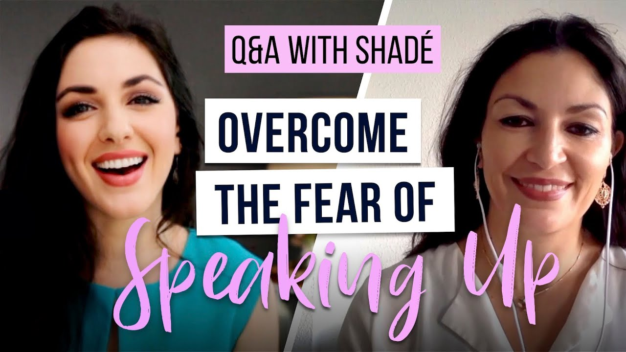 Inspower Series Ep. 10 | Overcome Social Anxiety: How to Speak Up in Meetings