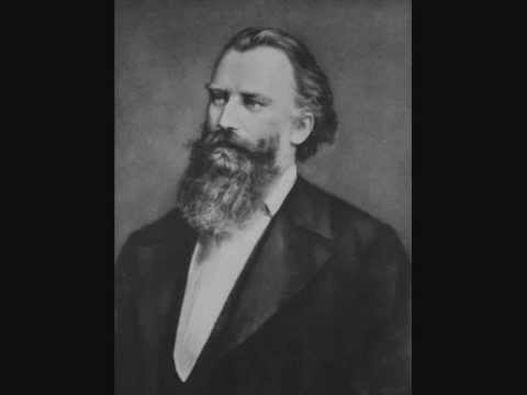 Brahms - symphony no. 4 in E minor - first movement