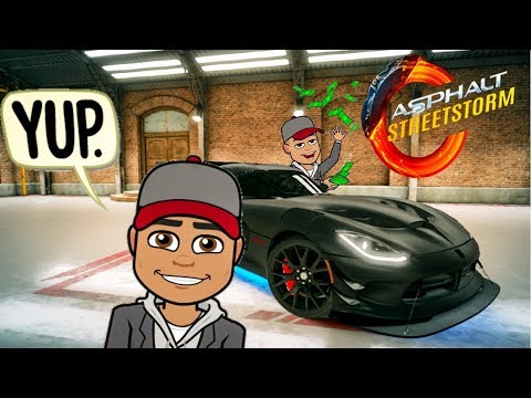 Viper ACR Overview/Review! Asphalt Street Storm!