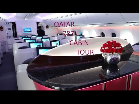Qatar 787 Dreamliner | Full Business and Economy class tour !