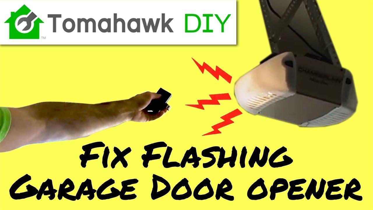 Fix Garage Door That Won T Close On Sunny Days Broken