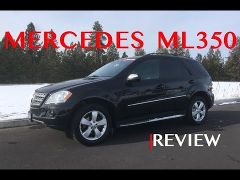 Mercedes ML350 Review | 2006-2011 | 2nd Generation