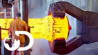 Documental, Las Fabricas mas fascinantes del Mundo , Documental ,Discovery Channel , Español