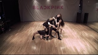 BLACKPINK - 붐바야(BOOMBAYAH) DANCE PRACTICE VIDEO